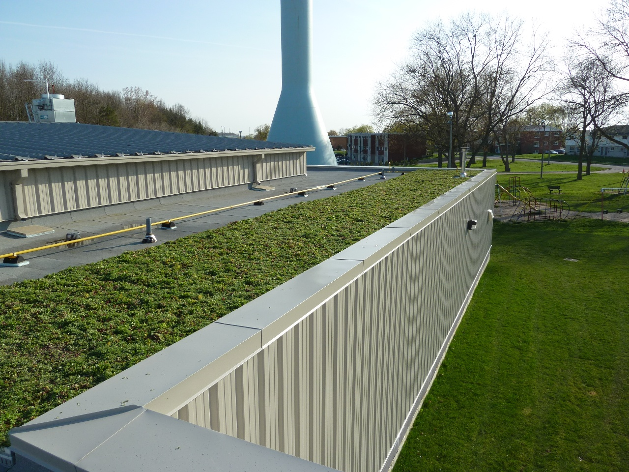 stratford ontario green roof by liveroof