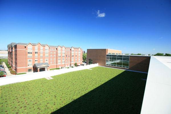 Matt Wehrle Liveroof Hybrid Green Roofs